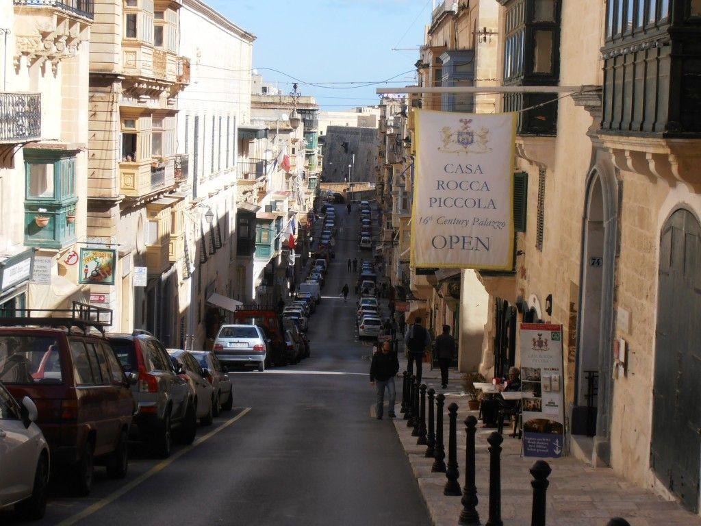 Casa Rocca Piccola La Valletta