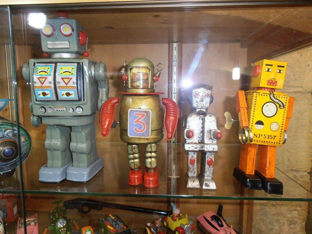 robots mueso juguetes malta