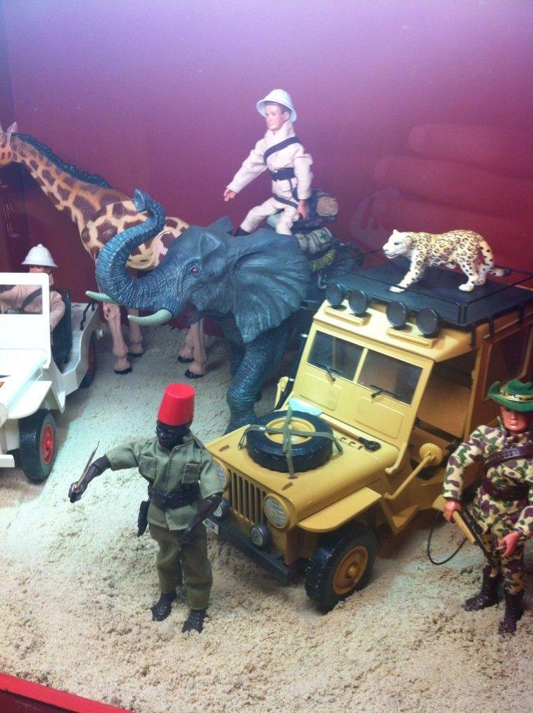 madelman safari