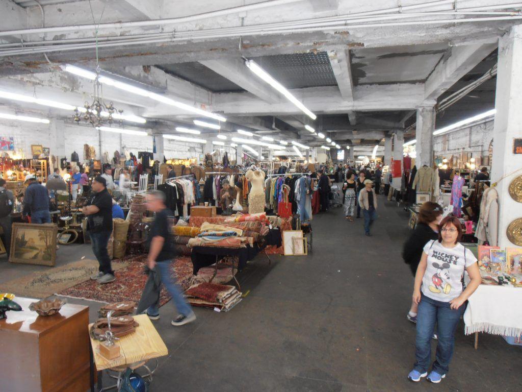 garage flea Market