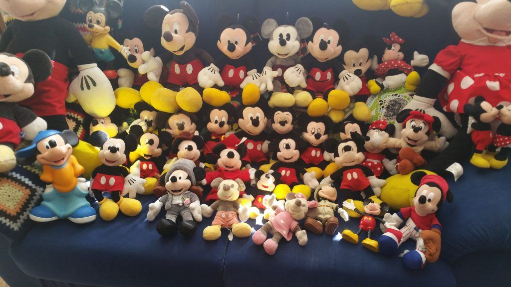 coleccion mickey mouse