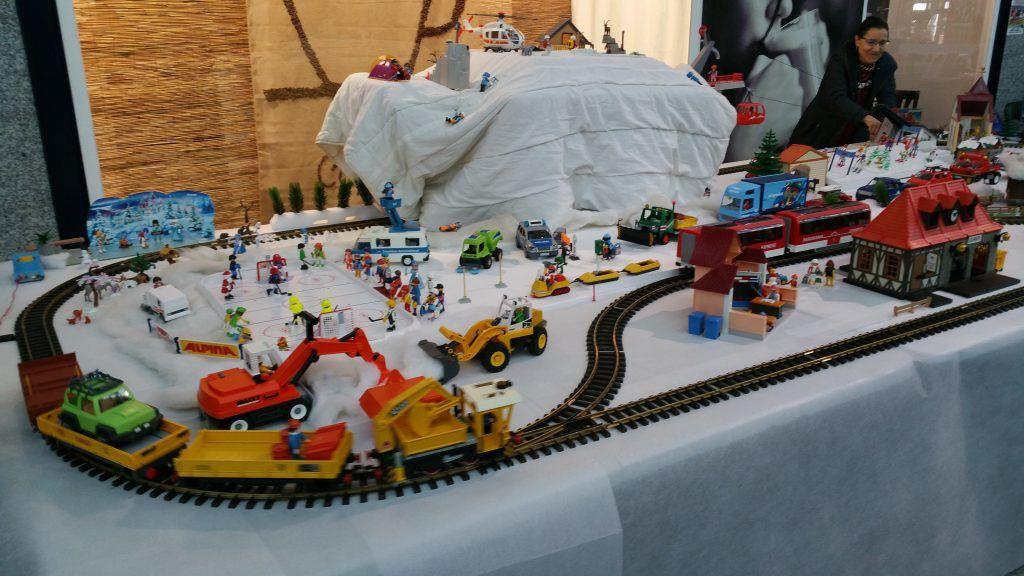 playmobil tirol tren