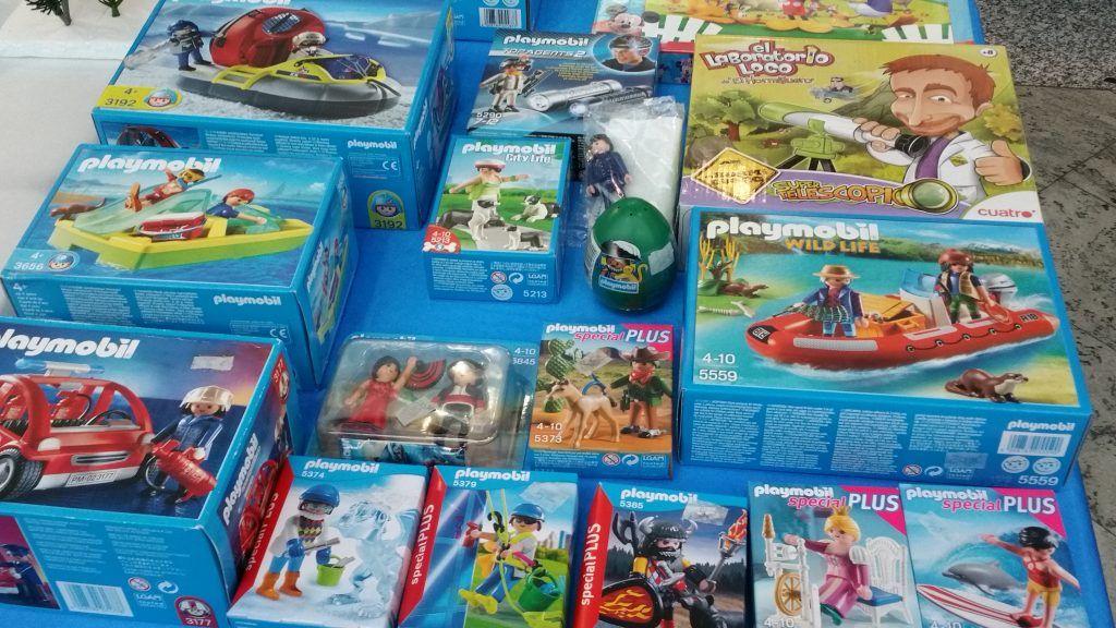 cajas de playmobil