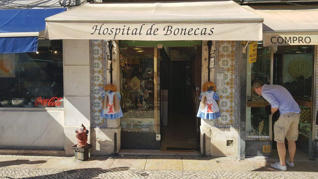 Hospital de Bonecas