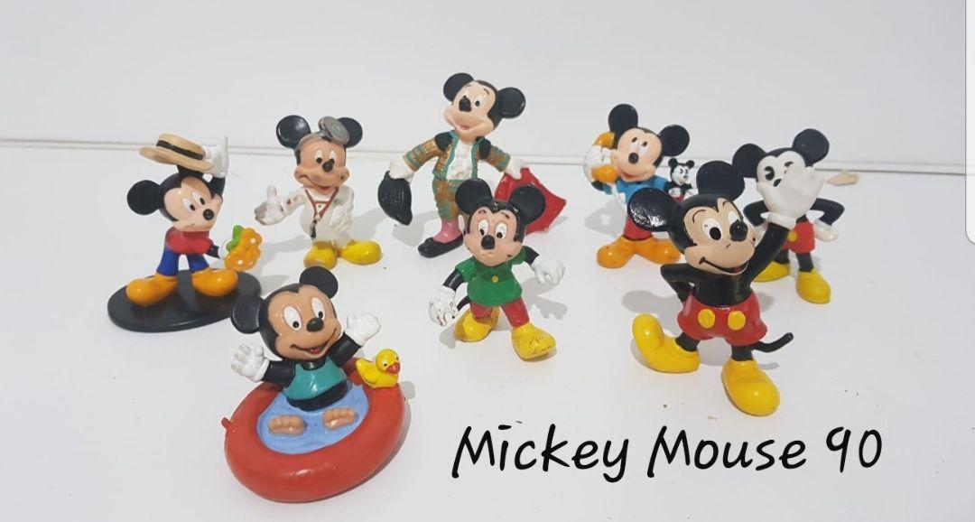 figuras de mickey mouse pvc