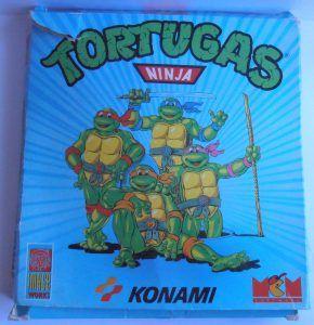 TORTUGAS NINJA, HISTORIA Y EVOLUCION juego