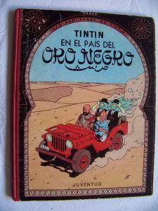 comic y PERSONAJES DE TINTIN HISTORIA Y CURIOSIDADES