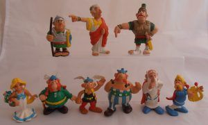 asterix y obelix personajes