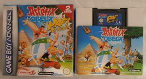 videojuegos ASTERIX Y OBELIX PERSONAJES, HISTORIA Y CURIOSIDADES