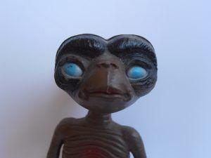 Figura de Goma de E.T.