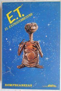 rompecabezas de la película E.T.