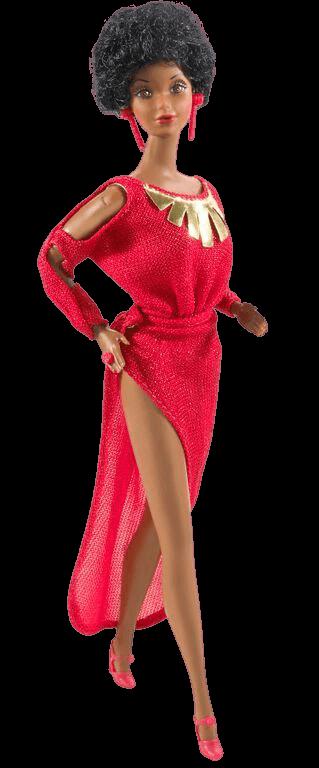 barbie negra