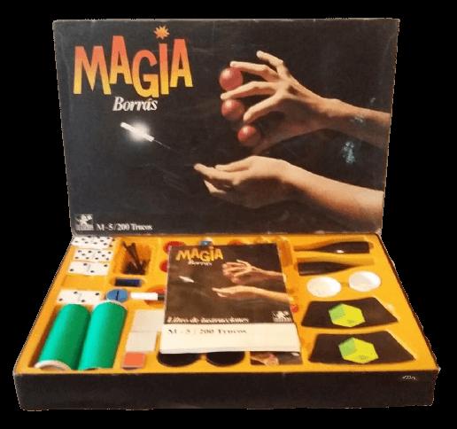 Magia borras JUGUETES AÑOS 70