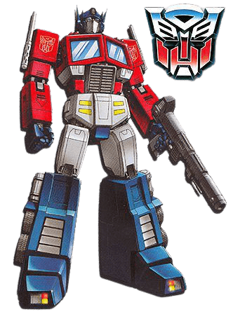 JUGUETES DE LOS 80 transformer