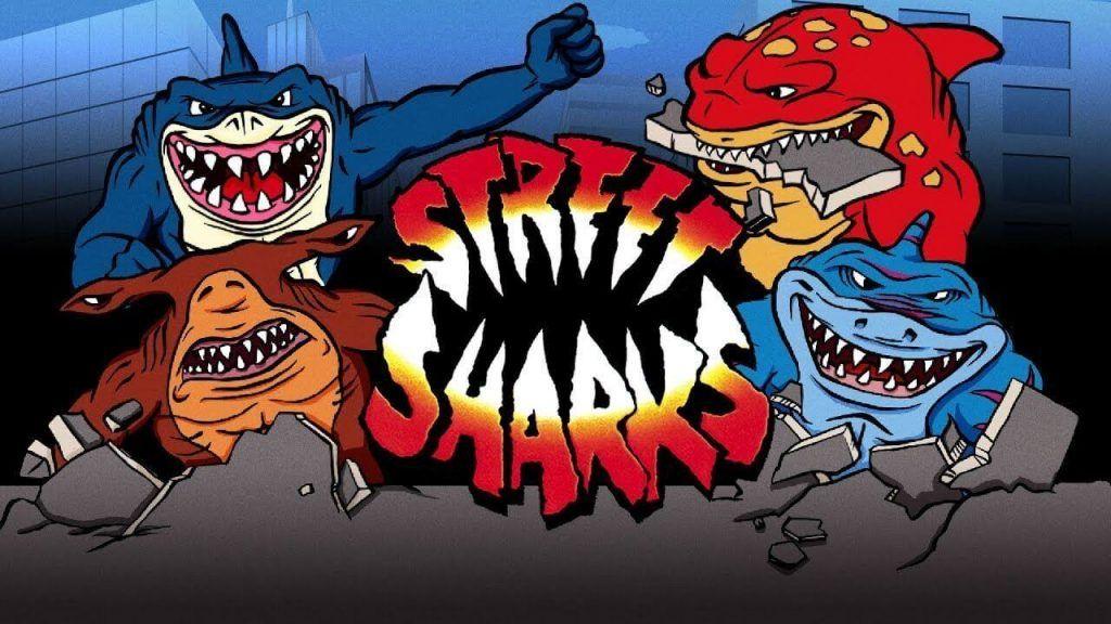 juguetes de los 90 street shark