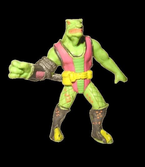 juguetes de los 90 guerrero de la basura