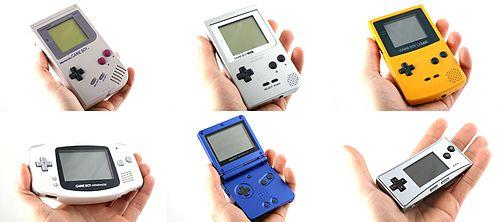 game boys VIDEOJUEGOS DE LOS 90