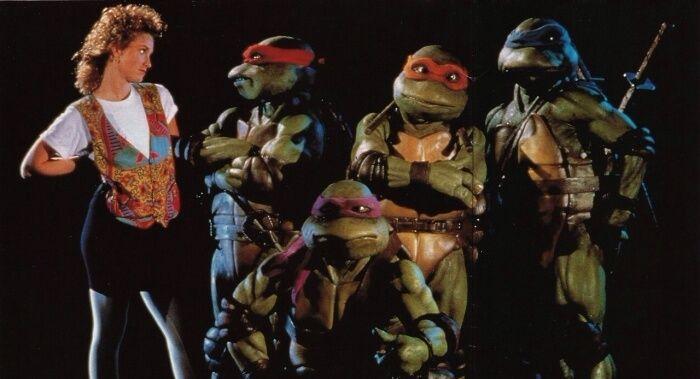 juguetes de los 90 tortugas ninja