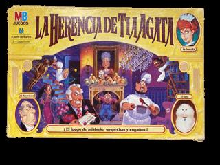 juguetes de los 90 herencia tia agata