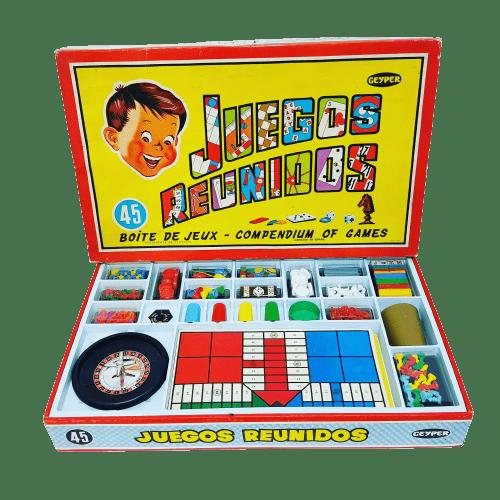 juegos geyoper JUEGOS DE MESA DE LOS 70,80 Y 90