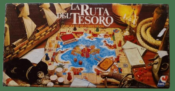 la isla del tesoro juego